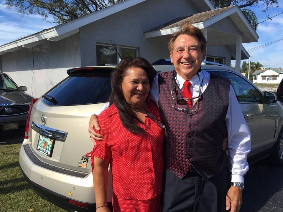 Pastor Brent & Pastor Rufina Propst